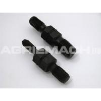 Spark Plug Hole Thread Chaser -  10mm-14mm