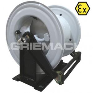 High Capacity Bare Fuel Hose Reel