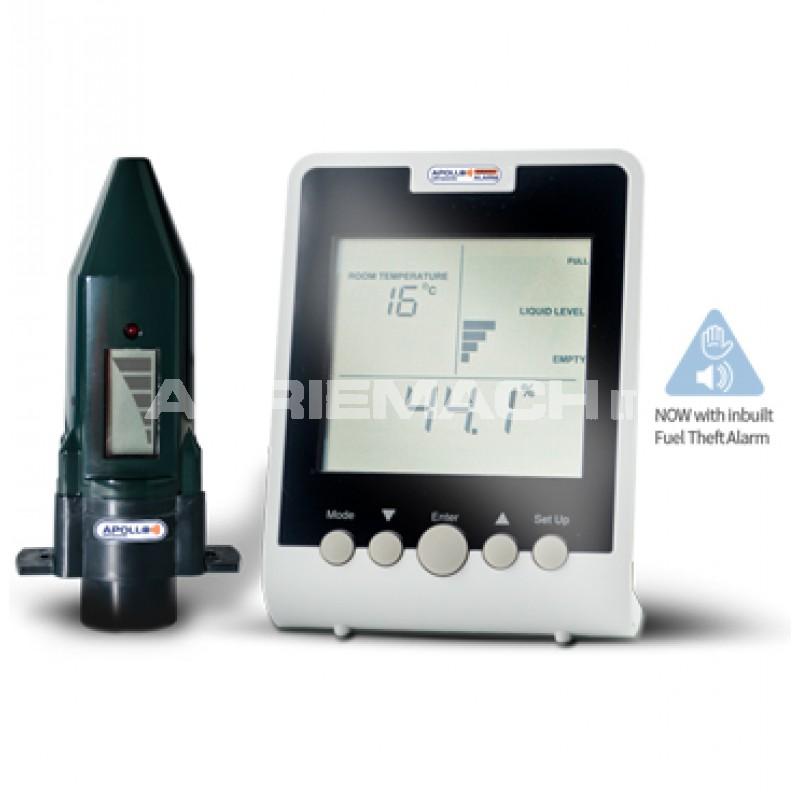 Apollo Smart Heating Oil Tank Gauge C W Low Level Alarm