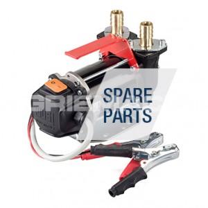 Piusi BP3000 Pump Spare Parts