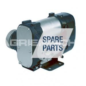 Piusi Bi-Pump Pump Spare Parts