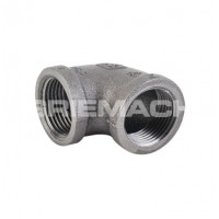 F x F Elbow Malleable Iron Pipe Fittings