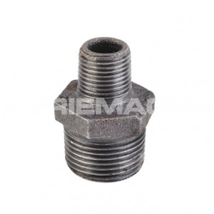 Reducing Nipple Malleable Iron Pipe Fittings