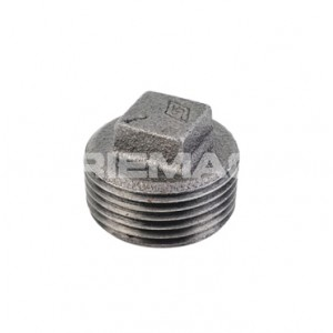 Male Plug Malleable Iron Pipe Fittings