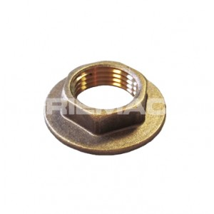 Flanged Backnut Brass Pipe Fittings