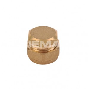 Stop End Brass Compression Fittings