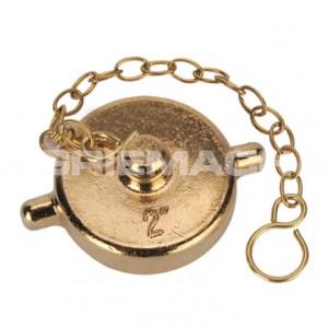 Brass Fuel Tank Filler Cap
