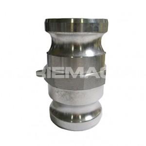 Male Camlock Spool Adaptors