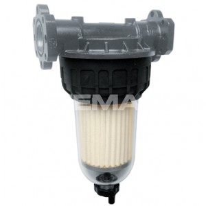 Piusi Clear Captor Water/ Particle Fuel Tank Filter