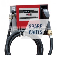 Piusi Cube 56 Pump Spare Parts