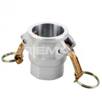 Camlock Female Coupler with Female Thread