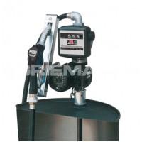 Piusi Drum Electric Diesel Transfer Pump Kit