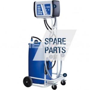 Piusi Delphin Dispenser Spare Parts