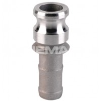 Camlock Male Adaptor with Hose Shank