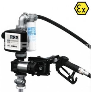 Piusi EX50 Fuel Transfer ATEX Pump Kit
