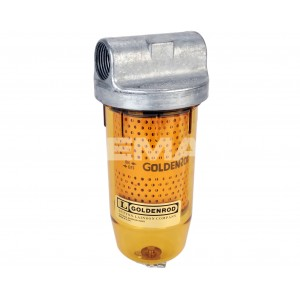 GoldenRod Water/Particle Fuel Tank Filter