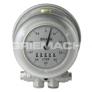 HZ3 Domestic Heating Oil Meter