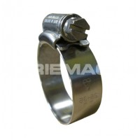 Hi-Grip Stainless Steel Hose Clamps
