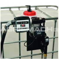 IBC Electric Diesel Transfer Pump Kit
