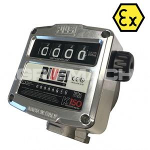 Piusi K150 ATEX Fuel Flow Meter