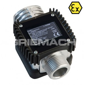 Piusi K24 Aluminium ATEX Fuel Pulse Meter
