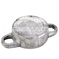Aluminium Locking Fuel Tank Cap