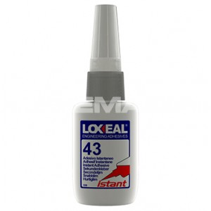 Loxeal 43 Instant Adhesive