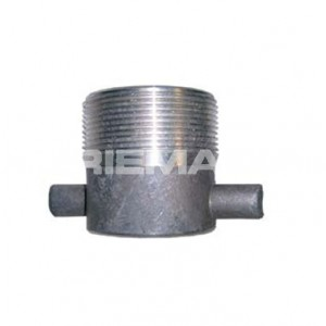 M x F Lugged Hose Adaptors