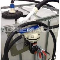 Piusi Suzzara Blue DC 24v & 12v IBC AdBlue™ Pump Kit