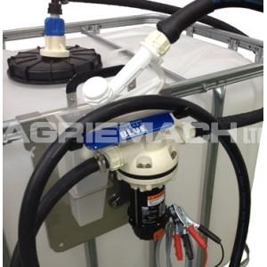 Piusi Suzzara Blue DC 24v & 12v IBC AdBlue™ Pump Kit
