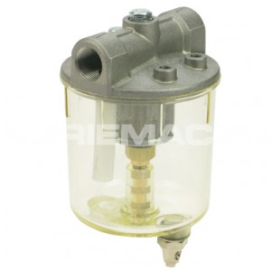 Plastic Heating Oil Bowl Filter