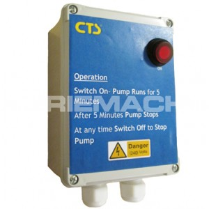 Pump Timer Box