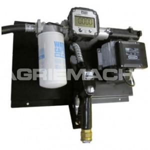 Piusi Wall Mounted Diesel Transfer Pump + Pulse Meter