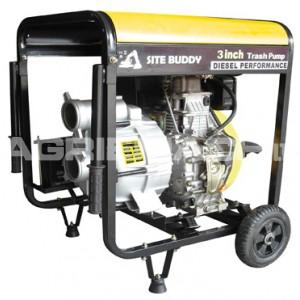 Site Buddy Trash Pump
