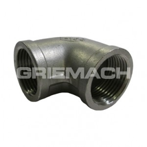 Stainless Steel Elbow FxF