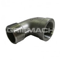 Stainless Steel Elbow MxF