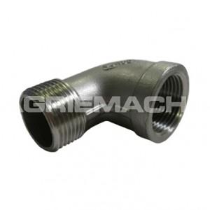 Stainless Steel Elbow MxF