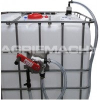 Stainless Steel Rotary IBC AdBlue™ Pump