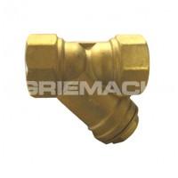 Brass Inline Y Strainer