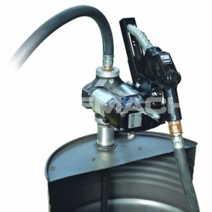 Piusi Drum 24v & 12v Diesel Transfer Pump Kit