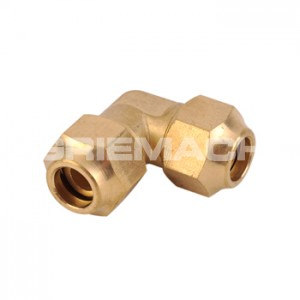 Brass Flare Elbow Oil Line Fittings