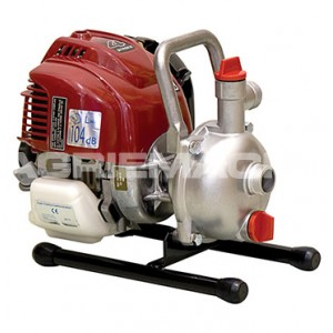 Honda Engine Driven Diesel Transfer Pump