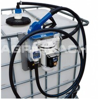 Piusi Suzzara Blue AC Electric IBC AdBlue™ Pump Kit