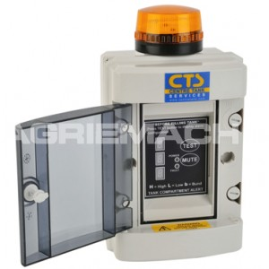 CTS Mains Multi-Compartment Fuel Tank Alarm