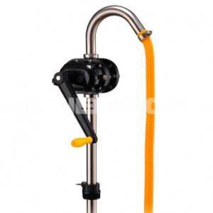 Plastic High Flow Chemical Hand Pump
