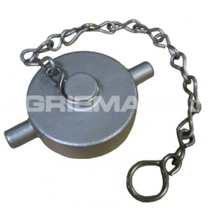 Stainless Steel Fuel Tank Filler Cap