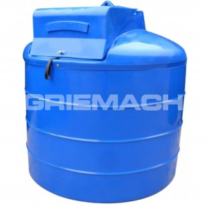AdBlue 1400 Fully Bunded Tank