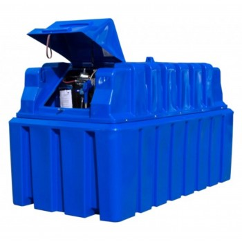 AdBlue 2500 Fully Bunded Tank