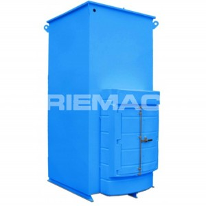 AdBlue 3200 Fully Bunded Tank - Steel