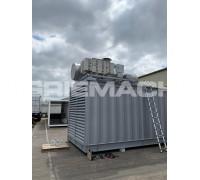 MCPD Selective Catalytic Reduction (SCR) | Cummins 1400 kVA